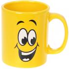 """Кружка керамічна """"Funny Smile"""" 350мл"""