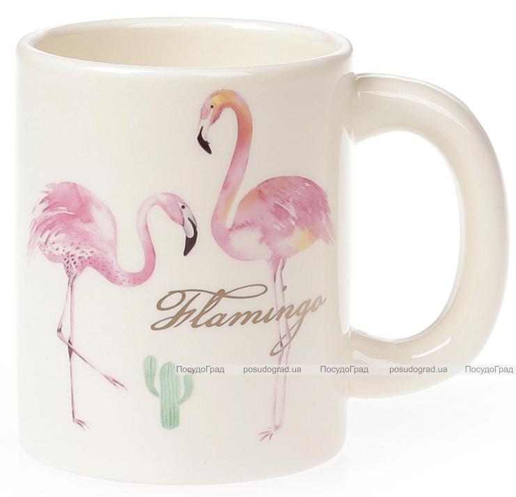 """Кружка """"Розовый Фламинго"""" 250мл керамическая"""