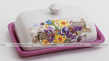 "Масленка ""Iris Flower"""