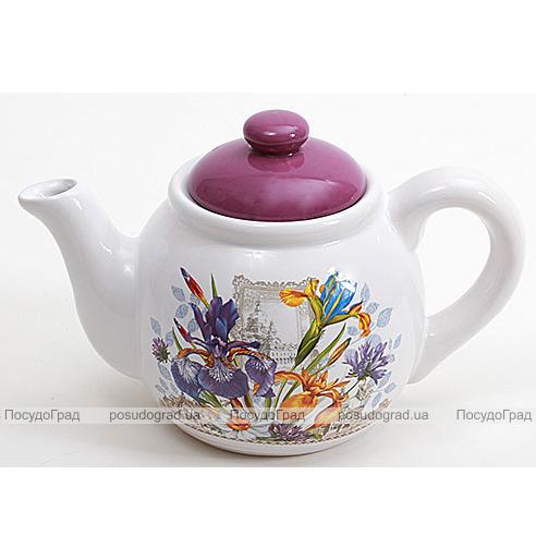 "Чайник заварочный ""Iris Flower"" 600мл"