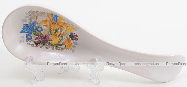 "Подставка под ложку ""Iris Flower"" 25см"
