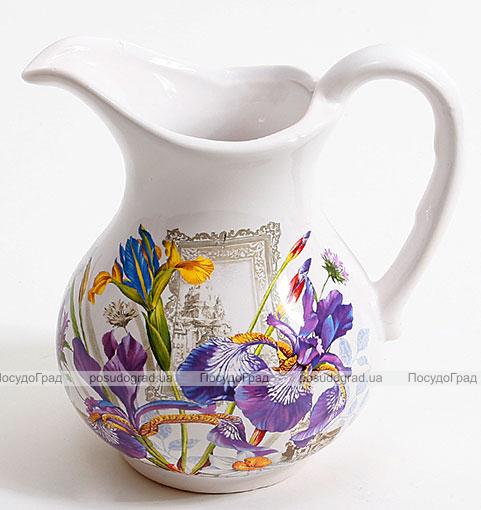"""Кувшин """"Iris Flower"""" 1,2л"""
