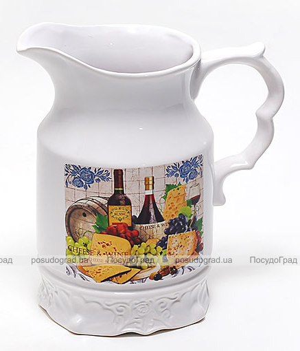 Кувшин Cheese&Wine 1650мл