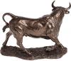 Декоративна статуетка «Бик» 34х14х25см, полістоун, бронза