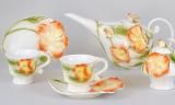 Чайний сервіз Bright 3D-122 15 предметів