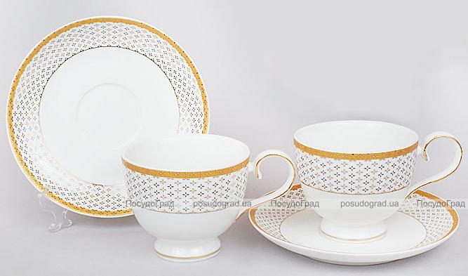 Чайный сервиз Princess Gold-S131 12 предметов