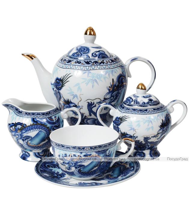Чайный сервиз Blue Dragon 15 предметов 250мл