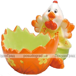 "Декоративная подставка для яйца ""Цыпленок"""