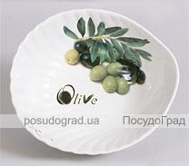 "Пиала-оливница ""Bone Olive"" 17,5см"