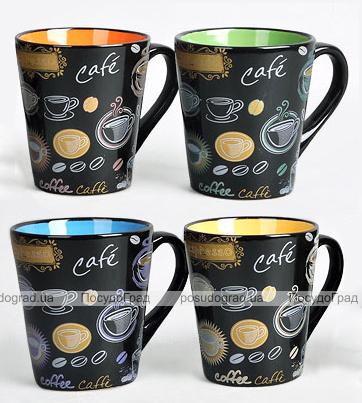 """Кружка """"Черный кофе"""" 380мл"""