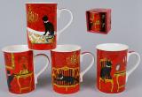 Чашка Шикарный кот 325мл