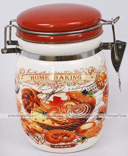 "Банка на затяжке ""Home Baking"" 600мл"