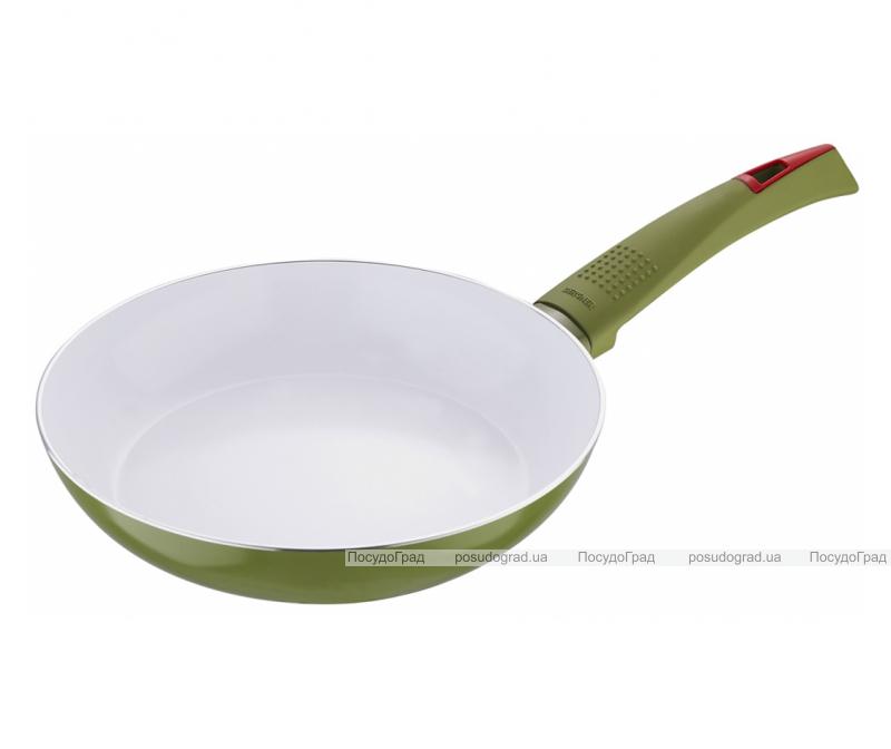 Сковорода Bergner Ultra CERA+ Ø20см, зеленая