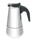 Гейзерная кофеварка эспрессо Bergner 250мл на 4 чашки