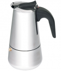 Гейзерная кофеварка эспрессо Bergner 400мл на 6 чашек