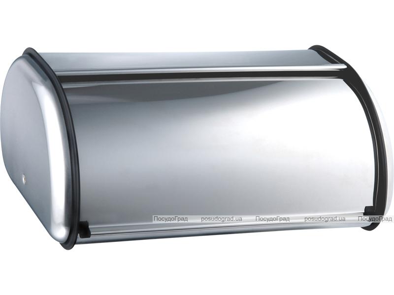 Хлебница Bergner 2300 из нержавеющей стали