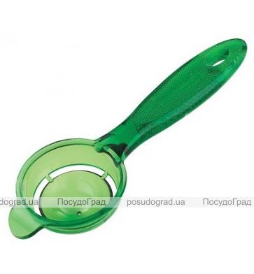 Сепаратор для яиц Kaiserhoff акриловый цветной 19 см