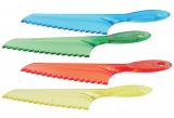 Нож пластиковый Kitchen Helper для салата и теста 24см
