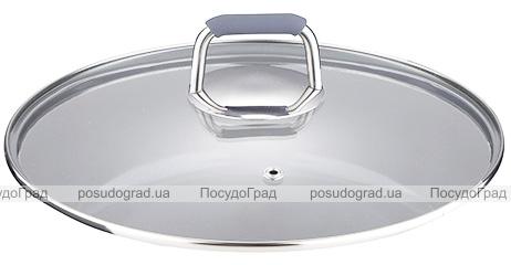 Крышка Bergner Titan Ø32см стеклянная
