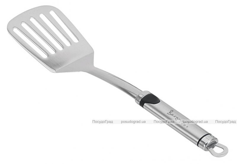 Лопатка кухонная Bergner из нержавеющей стали