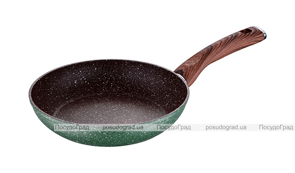 Сковорода Bergner Greener Ø20см з мармуровим покриттям