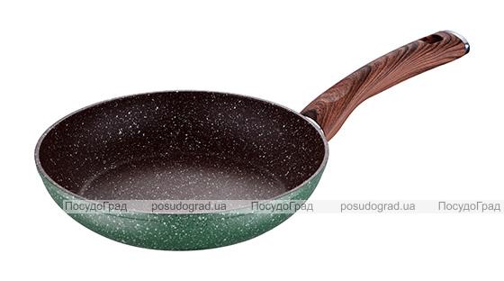 Сковорода Bergner Greener Ø24см с мраморным покрытием