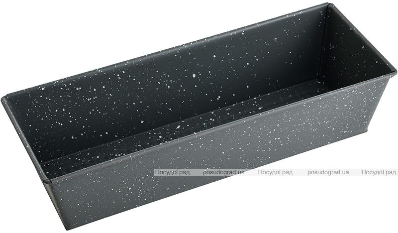 Форма для випічки прямокутна Bergner Orion 31x11x6.8см