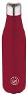 Термос-пляшка Bergner Walking Anywhere 500мл, червона