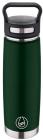 Термокружка Bergner Djordj 500мл, матовая зеленая