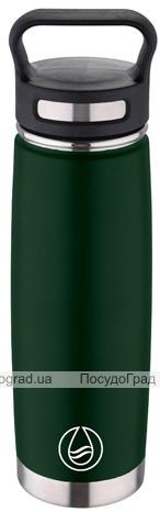 Термокружка Bergner Djordj 500мл, матова зелена