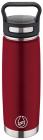 Термокружка Bergner Djordj 500мл, червона сіра