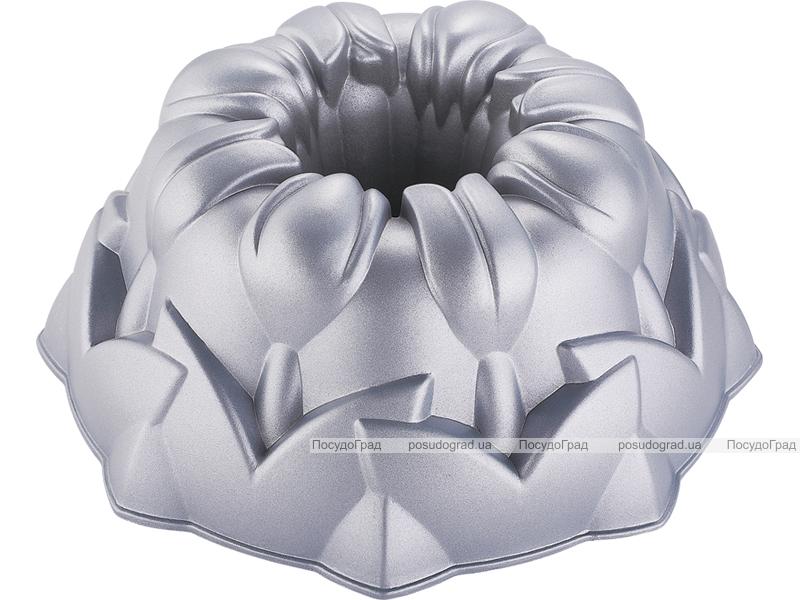 Форма для выпечки Bergner Silver Ø24см Тюльпан