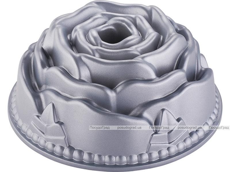 Форма для выпечки Bergner Silver Ø24см Роза