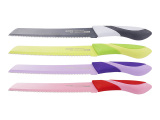 Нож для хлеба Bergner 4067 20,3см Антибактериальное покрытие