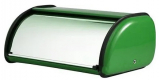 Хлебница Bergner Gilmer Green 36х24х15см из нержавеющей стали