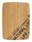 Дошка обробна Bergner Natural Life 30х22см бамбук