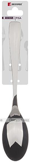 Набор 3 столовые ложки Bergner Pisa, нержавеющая сталь