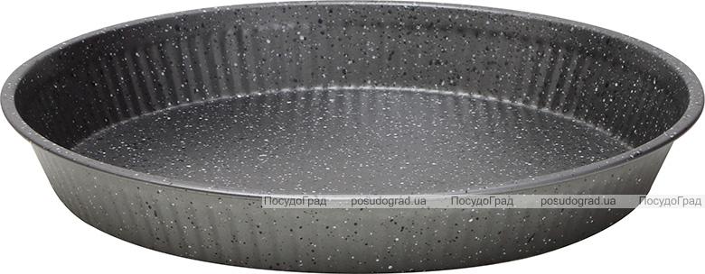 Форма для випічки ребриста кругла Bergner Marble Cake Ø28см