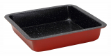 Форма для выпечки Bergner Juicy Cherry квадратная 22.5х22.5х4.5см