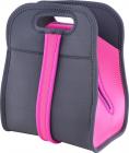Термосумка Bergner Thermo Bag 22.5х14х27см, розовая