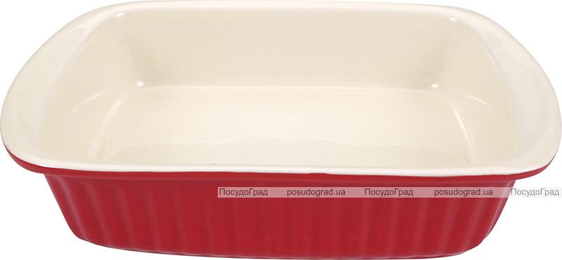Форма для выпечки Bergner керамическая 34х23х7.5см
