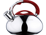 "Чайник Bergner ""Poseidon"" Red Marble 3 литра"