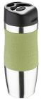 Термокружка Bergner Vacuum Travel 400мл, оливковая