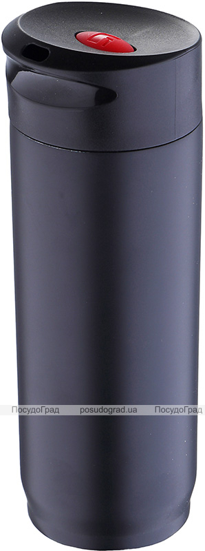 Термокружка Bergner Black 400мл