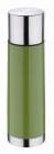 Термос Bergner Vacuum Travel 500мл, оливковий