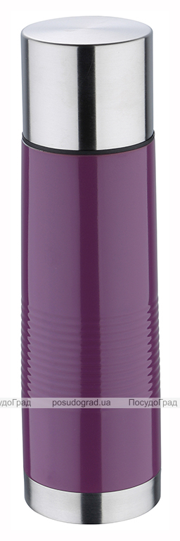 Термос Bergner Vacuum Travel 750мл, фіолетовий