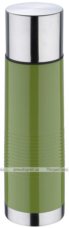 Термос Bergner Vacuum Travel 1000мл, оливковый