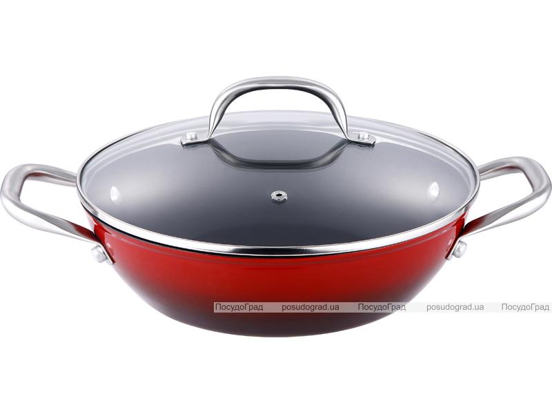 Вок Bergner Red Fusion 30см