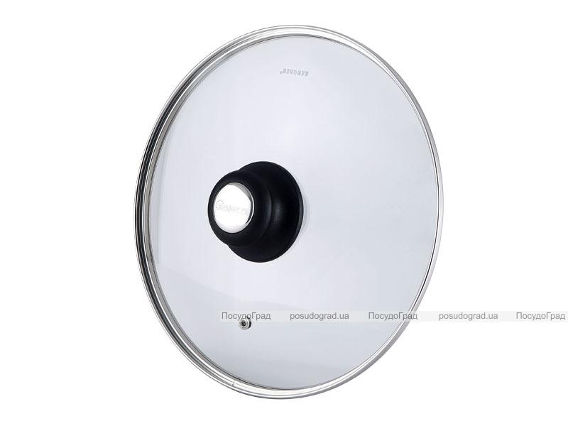 Крышка для посуды Bergner 6364 Стекло 24см 1шт
