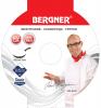 Сковорода Bergner Fiesta 32см Teflon Classic